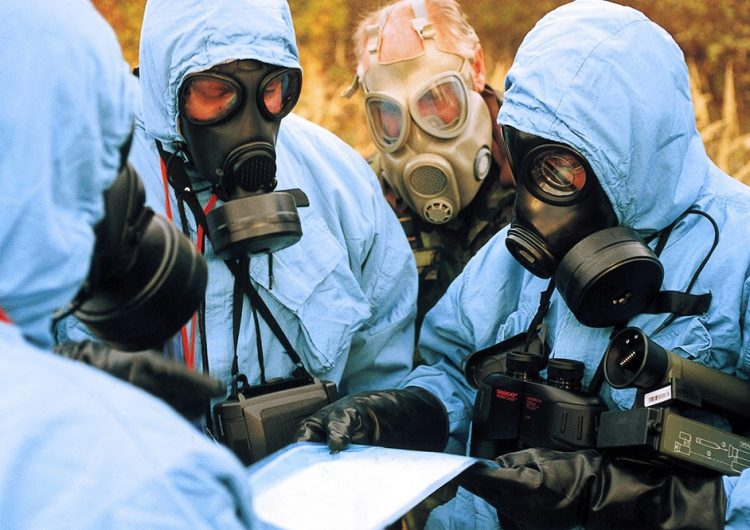 Քիմիական զէնքի արգիլման կազմակերպութիւնը հաստատեր է, Սուրիոյ մէջ քիմիական զէնքի արտադրութեան գործողութիւններու բացակայութիւնը