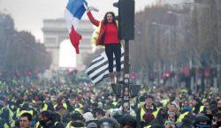 Fransız yetkililer, göstericileri 15 Aralık protestolarından kaçınmaya çağırdı