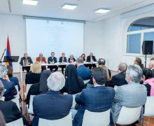 В Риме прошла конференция под названием «Память о геноциде против армян и предупреждении геноцида»