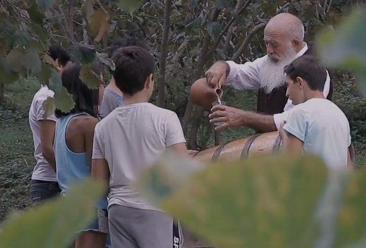 Աշխարհի միակ ֆիլմը հայոց լեզուի համշենական բարբառով