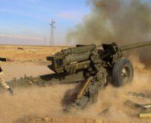 Сирийская армия начала наступление на последний оплот ИГИЛа на берегу Евфрата