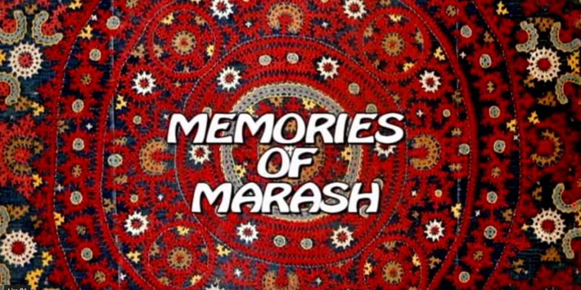 Memories of Marash