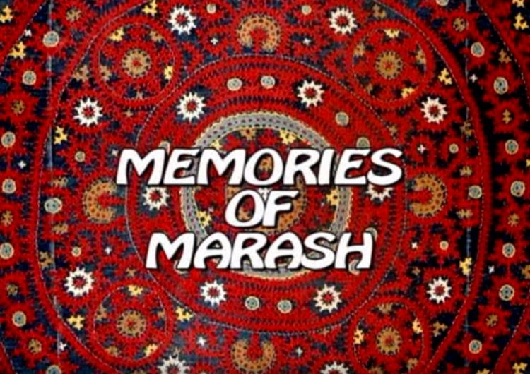 Memories of Marash