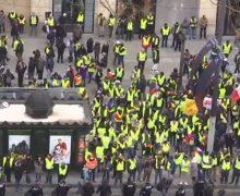 Acte 5 : les Gilets jaunes se mobilisent à Paris