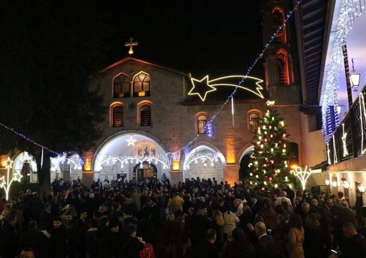 Տիգրանակերտի Հայերը Այս Անգամ Նոյնպէս Չեն Կրնար Սուրբ Ծնունդը Հայկական Եկեղեցւոյ Մէջ Նշել