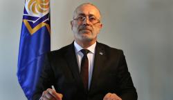 Արեւմտեան Հայաստանի նախագահը շնորհաւորեր է Նիկոլ Փաշինեանին