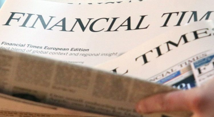 Financial Times-ը Թիւրքիոյ համար տնտեսական աճի անկում  կանխատեսած է