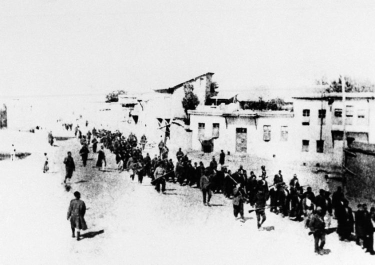 Guerguerian' s  Archive Materials About The Genocide Against Armenians Goes Online