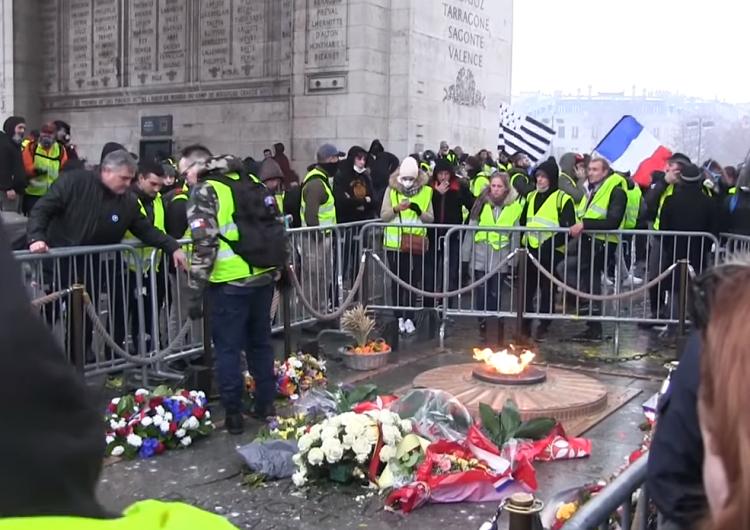 Փարիզի մէջ կը շարունակուին բողոքի ցոյցերը
