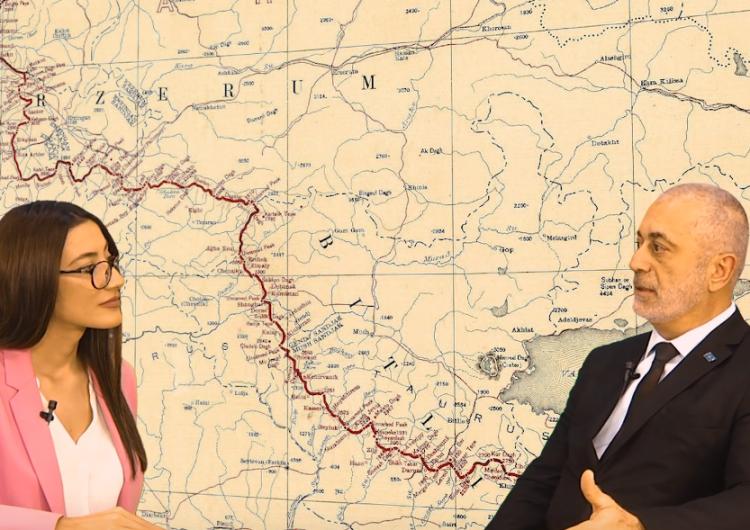 Արմենակ Աբրահամեանը ներկայացուցեր է Արևմտեան Հայաստանի հեռուստատեսութեան ապագայի տեսլականը