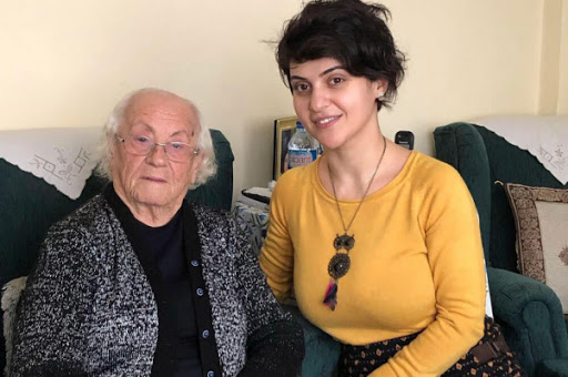 """""""Centuries-old oak"""": One of the oldest Armenians of Western Armenia, 104-year-old Heghine Urushyan's story on the press pages of Constantinople"""