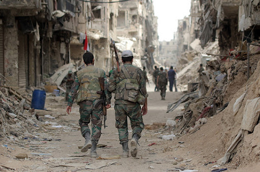 Սուրիական բանակն Էս Սուէյդայի շրջանին Իսլամական Պետութեան աւելի քան 270 զինեալի ոչնչացուցած է