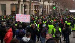 Acte 8 des Gilets jaunes : après les vœux de Macron, première mobilisation de 2019