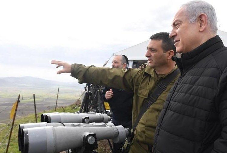 ԱՄՆ-ի սենատորները կոչ կ՛ընեն ճանչնալու բռանգրաւուած Գոլանի բարձունքները որպէս Իսրայէլեան տարածք