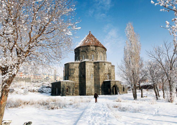 Վանը, Կարսն ու Համշէնը  ընդգրկուեր են ձմեռային զբօսաշրջային ամենակարեւոր ուղղութիւններու ցանկին մէջ