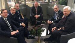Փարիզի մէջ կայացեր է ՀՀ եւ Ատրբէյջանի Արտաքին Գործոց ղեկավարներու հանդիպումը