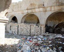11-րդ դարի հայկական եկեղեցին վերածուեր է աղբանոցի