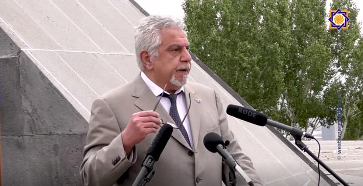 Премьер-министр Западной Армении подвел итоги последнего заседания правительства и ответил на наши вопросы