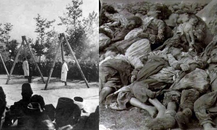 ԱՄՆ-ի The New York Times-ի արխիւներուն հիման վրայ Հայերի դէմ կատարուած ցեղասպանութեան մասին լոյս տեսեր է երկհատորեակ մը