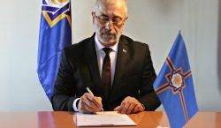 Президент Западной Армении Арменак Абрамян направил письмо с соболезнованиями президенту Ирана Хасану Рухани
