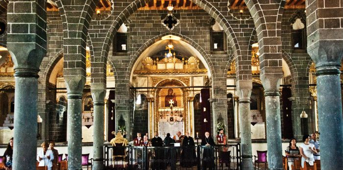 Հնարաւոր է, որ վերանորոգուի Դիարբէքիր-Ամիդի Սուրբ Կիրակոս հայկական եկեղեցին