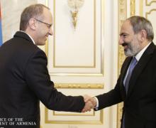 Премьер-министр Армении и посол Швейцарии обсудили вопросы сотрудничества