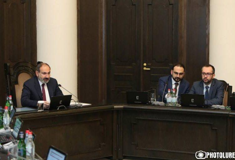 Հայաստանի տնտեսութեան զարգացման հեռանկարը արտահանումն է. Նիկոլ Փաշինեանը խորհրդարանին կը ներկայացնէ կառավարութեան ծրագիրը