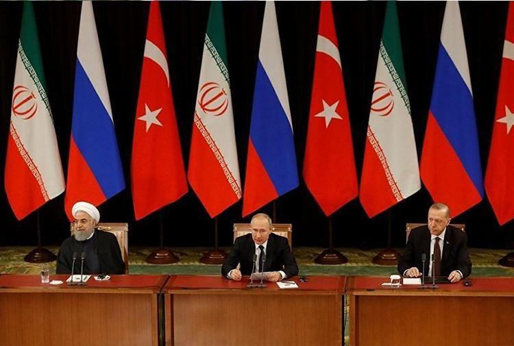 Սոչիի մէջ կայացեր է Ռուսաստանի, Իրանի եւ Թիւրքիոյ նախագահներու եռակողմ հանդիպումը