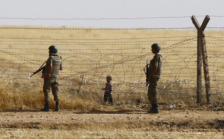 Թիւրք սահմանապահները կը շարունակեն կրակել խաղաղ Սուրիացիներու վրայ
