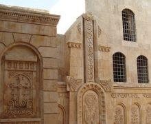 Взорванная в Алеппо армянская церковь откроется весной после реконструкции