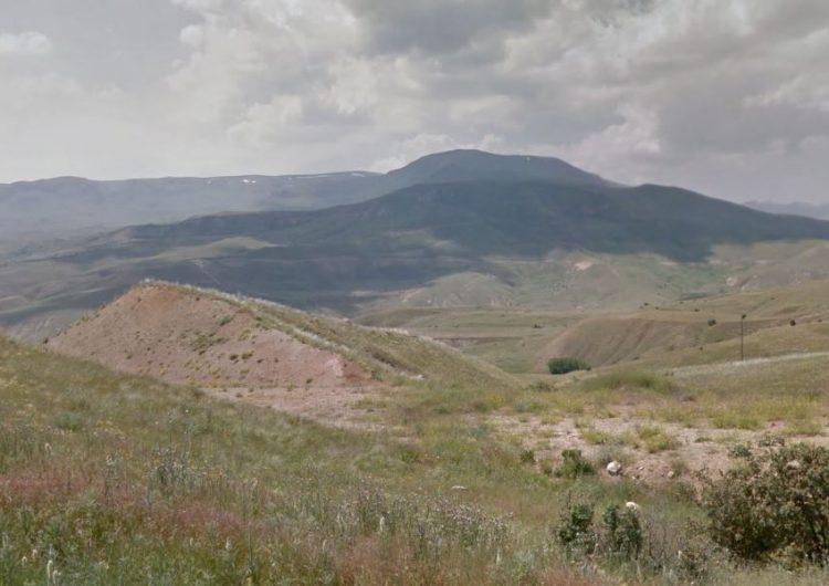 Sebastia province of Western Armenia