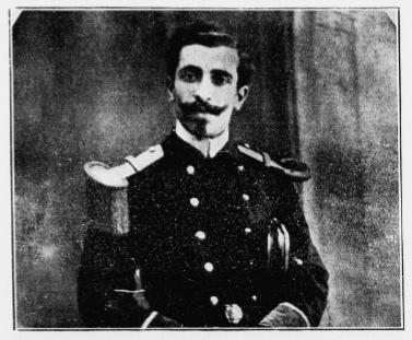 Զատիկ Խանզադյանի 1919 թվականի Հայաստանի քարտեզը