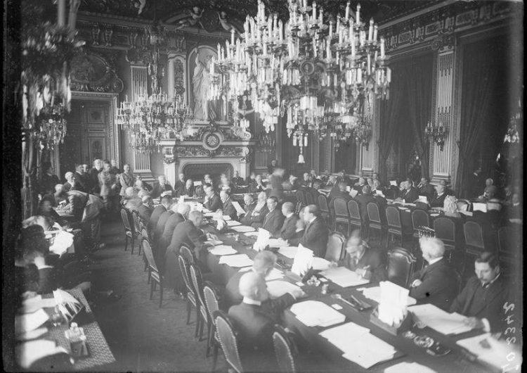 Batı Ermenistan Cumhuriyeti Başkanlık Konseyi daveti