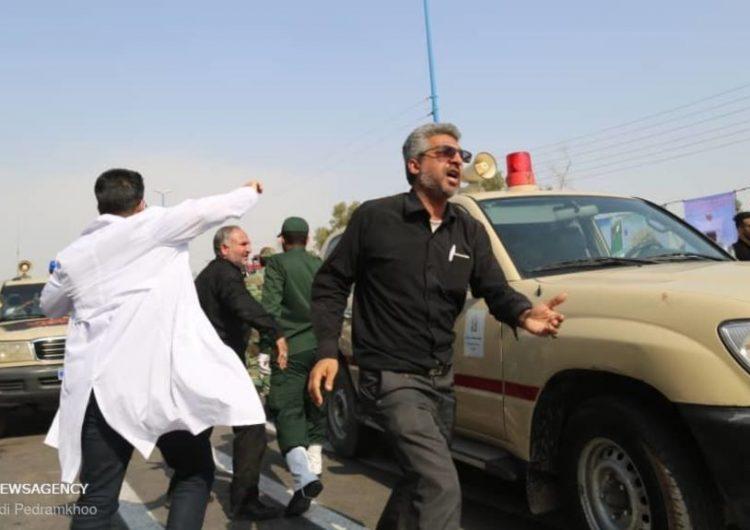 İran'ın güney-doğusunda terör: Ölü sayısı 40 ulaştı