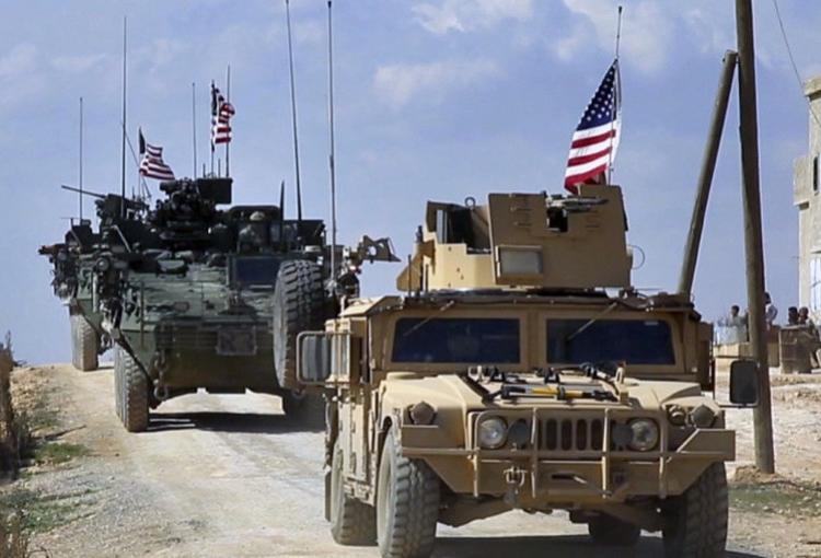 ԱՄՆ-ը Սուրիոյ մէջ կը ձգէ 400 զինուորական. Reuters