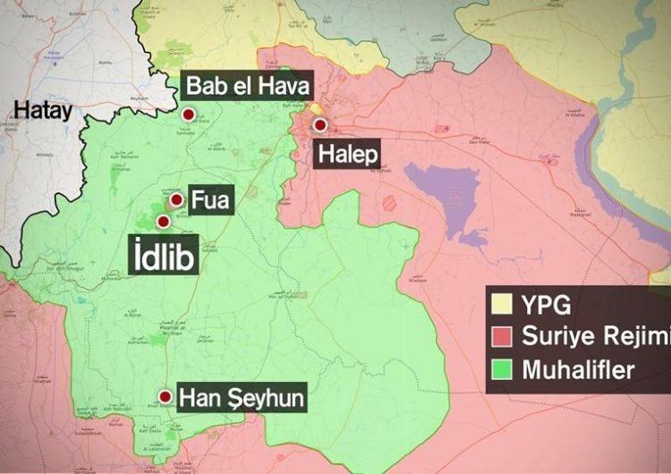 Турция по Сирии ведет с Россией двойную игру