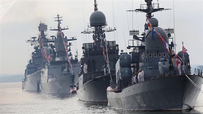 Ռուսաստանը եւ Թիւրքիան Սեւ ծովի մէջ համատեղ ծովային զօրավարժութիւններ կը  կատարեն