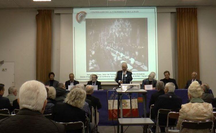 14ième Assemblée Générale de l'Association des Anciens Combattants et Résistants Français d'Origine Arménienne
