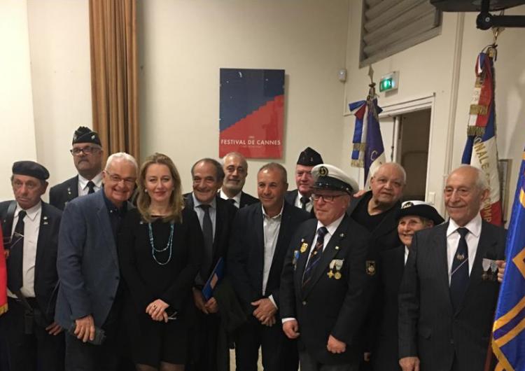 Ֆրանսահայ նախկին մարտիկներու եւ պարտիզաններու ընկերակցութեան 14-րդ Գլխաւոր համաժողովը