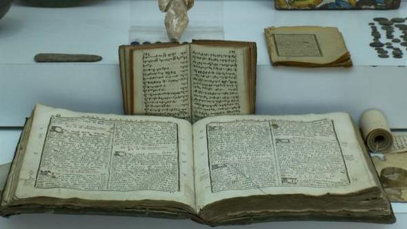 Պոլսոյ մէջ առգրաւուեր են պատմական արժէք ունեցող գողցուած իրեր