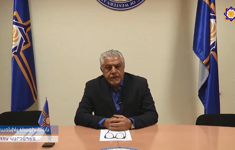 Депутаты НС Республики Западная Армения встретились с премьер министром Гарником Саргсяном