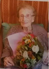 Méliné Ghougassian, cent ans, d'Amasya au Plateau Kergomard en France