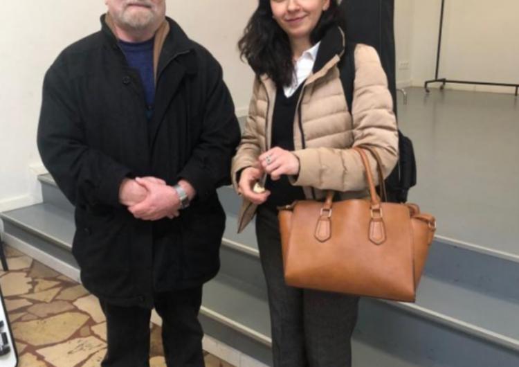 Визит депутата Западной Армении Бассама Тахана в Лион