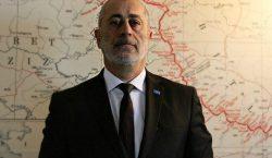 Le Président Arménag APRAHAMIAN adresse ses remerciements au Parlement de l'Italie et au Peuple Italien
