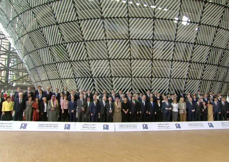 Բրիւսելի մէջ կը բացուի Սուրիային նուիրուած միջազգային օգնութեան խորհրդաժողովը