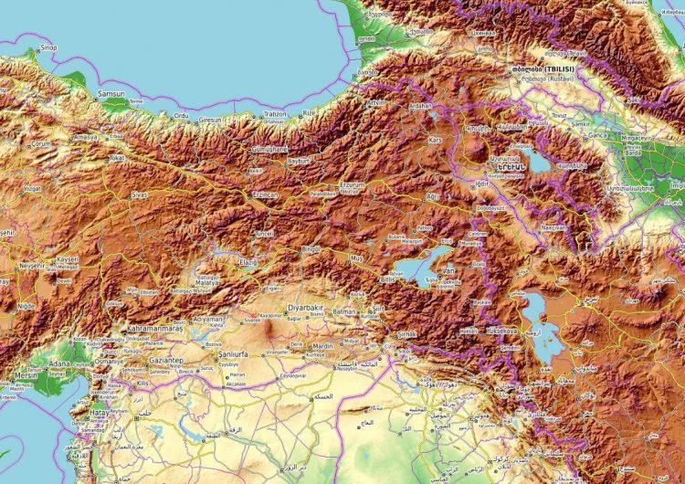 Aide-mémoire sur l'Arménie Occidentale