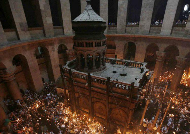 Երուսաղէմի Սուրբ Յարութեան Տաճարին ՄԷջ Առաջին Անգամ Հայկական Դուդուկ Հնչած Է