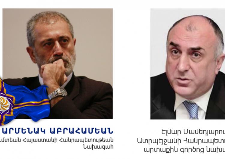 Президент Абрамян прокомментировал вопрос о переселении армян, эмигрировавших из Сирии в Арцах