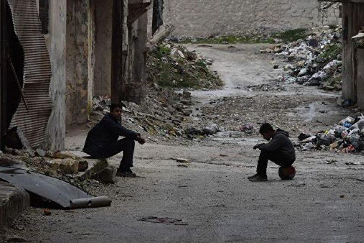 Հալէպի մէջ ականներու պայթիւններէն խաղաղ բնակիչներ զոհուեր են
