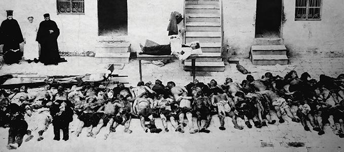 """""""Times Square Chronicles"""" açıkladı: Ermenilere uygulanan Soykırım, insanlık tarihinin en korkunç 4 soykırımından biri"""